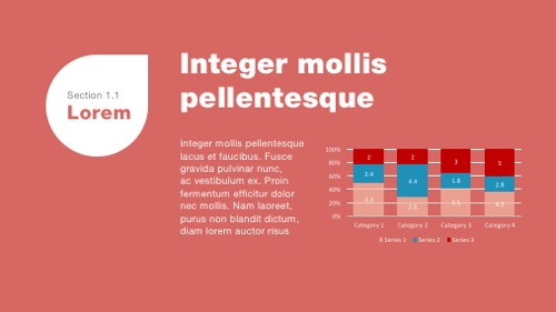 PowerPoint design tips 4 - Shapes, charts, and graphs