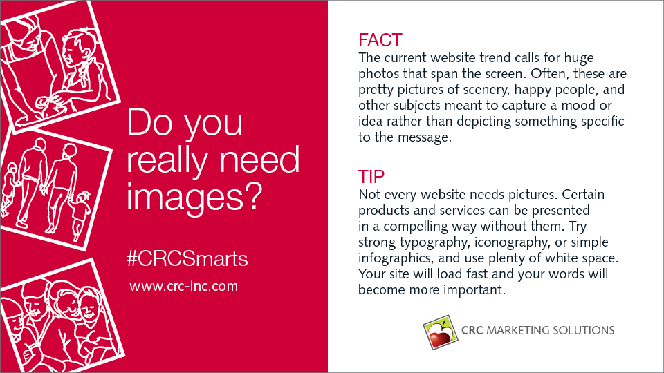 Do you really need images?