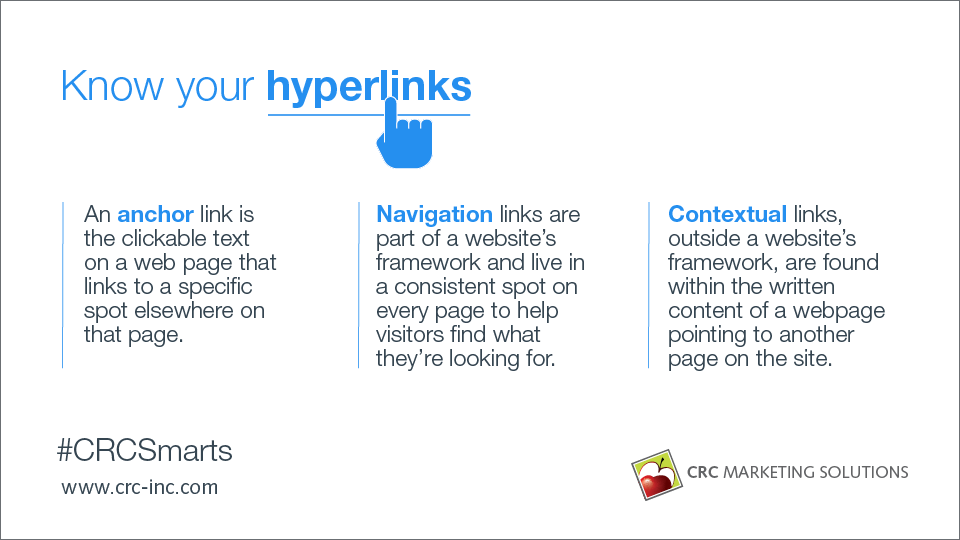 Know your hyperlinks