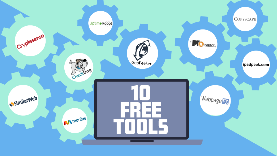 Ten free tools to test your website's performance