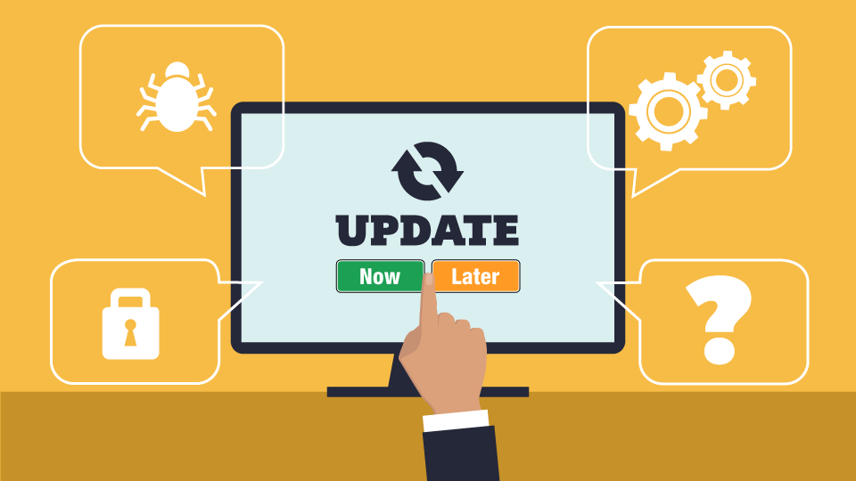 What you should know before updating your website's software